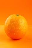 tappar orange moget vatten Arkivfoto