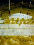tappar regnvatten Royaltyfri Fotografi