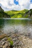 Tappenkarsee in alpi austriache, terra di Salzburger Fotografia Stock