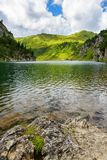 Tappenkarsee in Austrian Alps, Salzburger Land Stock Photography