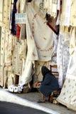 Tappeti greci di vendita di Dame Immagini Stock Libere da Diritti
