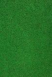 Tappeto erboso artificiale Fotografia Stock