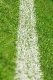 Tappeto erboso di calcio immagini stock libere da diritti
