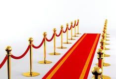 Tappeto rosso 2 Royalty Illustrazione gratis