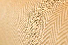 tappezzeria Chiuda su struttura del tessuto Fotografia Stock