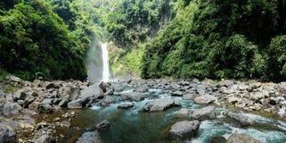 Tappiya Falls, Batad, Banaue, Ifugao, Philippines.  Stock Image