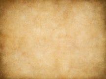 Tappning åldras sliten pappers- texturbakgrund Arkivbilder