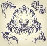 tappning royaltyfri illustrationer