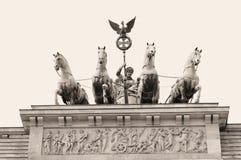 Tappning Berlin Royaltyfria Bilder