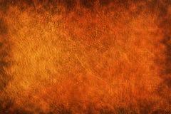 Tappning bränt läder Arkivbild
