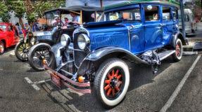 tappning 1929 Chrysler Royaltyfri Foto