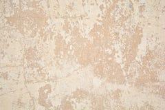 Tappning eller grungy vit bakgrund av naturlig gammal textur för cement eller för sten som en retro modellvägg Det är ett begrepp Royaltyfri Bild