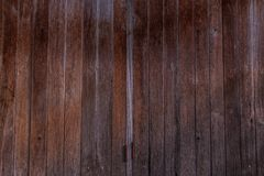 Tappning eller grungy vit bakgrund av naturligt trä eller trägammalt Royaltyfri Bild