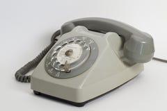 tappning för 70 telefon s Arkivfoton
