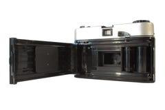 tappning för bakre sikt för kamerafilm Arkivbild