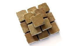 tappning för keramiska tegelplattor Arkivfoton
