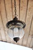 Tappning för lyx för lampHangstil royaltyfria bilder