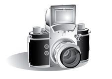 tappning för 35mm kameraslr Fotografering för Bildbyråer