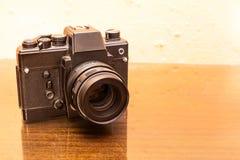 tappning för 35mm kameraslr Arkivfoto