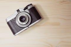 tappning för 35mm kameraslr Royaltyfri Foto