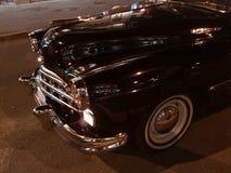tappning för sepia för bilbil retro Arkivfoton