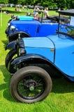 tappning för sepia för bilbil retro Arkivfoto