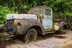 tappning för sepia för bilbil retro Fotografering för Bildbyråer