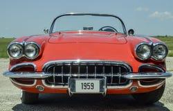 tappning för sepia för bilbil retro Royaltyfri Foto