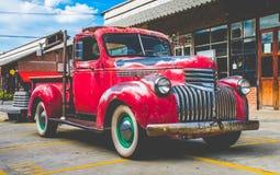 tappning för sepia för bilbil retro royaltyfri fotografi