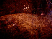 tappning för textur för sepia för bakgrundsskog gammal Royaltyfri Foto