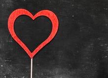 tappning för valentin för dagvykort s Älska begreppet för dag för moder` s och dag för valentin` s Lyckliga hjärtor för dag för v Royaltyfria Bilder