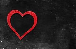tappning för valentin för dagvykort s Älska begreppet för dag för moder` s och dag för valentin` s Lyckliga hjärtor för dag för v Arkivbild