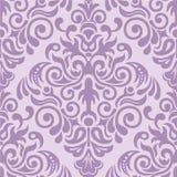 tappning för vektor för blom- illustration för bakgrundsdesign din seamless Royaltyfri Bild