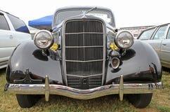 Tappning Ford Automobile Arkivbilder