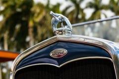 Tappning Ford Automobile Fotografering för Bildbyråer