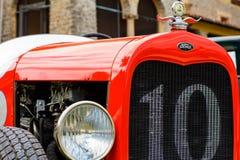 Tappning Ford Automobile Arkivbild