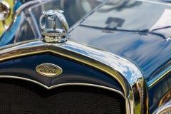 Tappning Ford Automobile Royaltyfri Foto