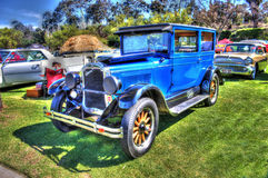 Tappning 1927 Oldsmobile Arkivbilder