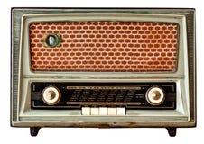 Tappning radiosände Royaltyfria Bilder