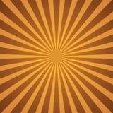Tappning rays bakgrund Arkivbild