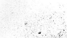 Tappning skrapade grungesamkopieringstextur på isolerat vitt bakgrundsutrymme för text arkivbilder