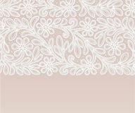 Tappning snör åt doilyen Royaltyfri Fotografi
