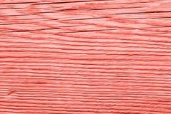 Tappning som bor korallträtextur abstrakt bakgrund arkivfoton