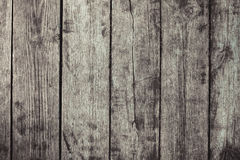 Tappning stiliserat planked wood bräde Royaltyfri Fotografi