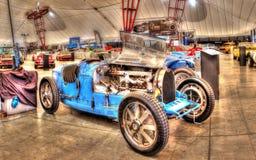 Tappning20-talitalienare Bugatti Arkivbilder