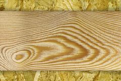 Tappning texturerad wood modell Royaltyfri Fotografi
