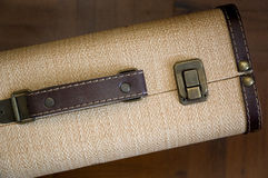 Tappningbagage Fotografering för Bildbyråer