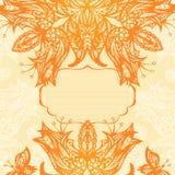 Tappningbakgrund royaltyfri illustrationer
