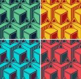 Tappningbakgrund för vektor 3D Royaltyfria Foton