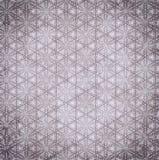 Tappningbakgrundskaraktärsteckning, med en abstrakt modell, grå färger Royaltyfria Foton